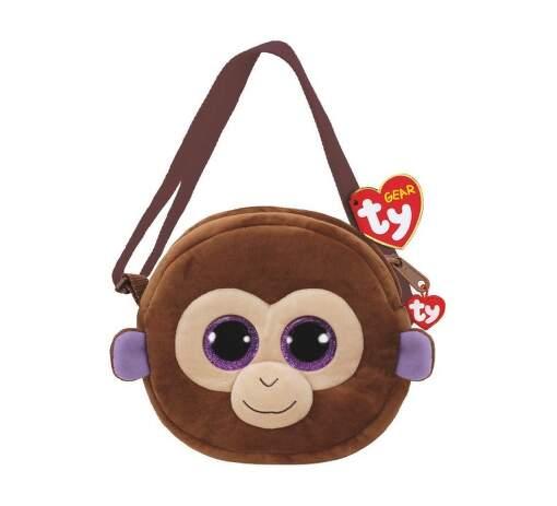 TY 95102 opica Coconut detská taška cez rameno