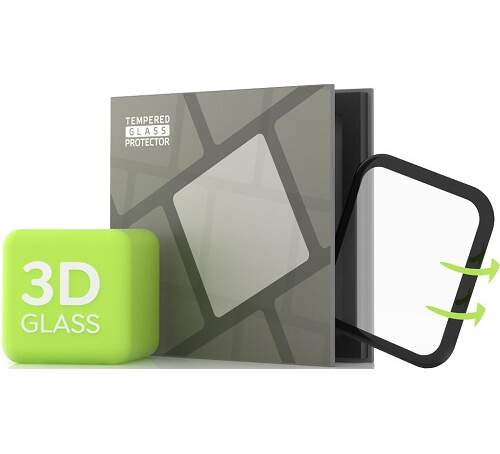 Tempered Glass Protector 3D tvrdené sklo pre Amazfit GTS 2 mini čierna