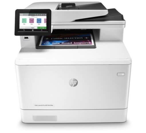 HP Color LaserJet Pro M479fdn (W1A79A) biela