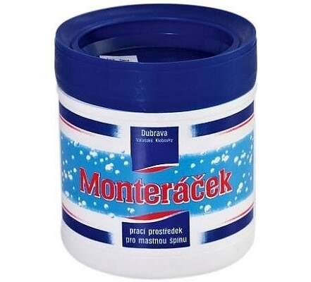 Dubrava Monteráček odstraňovač škvrn (500g)