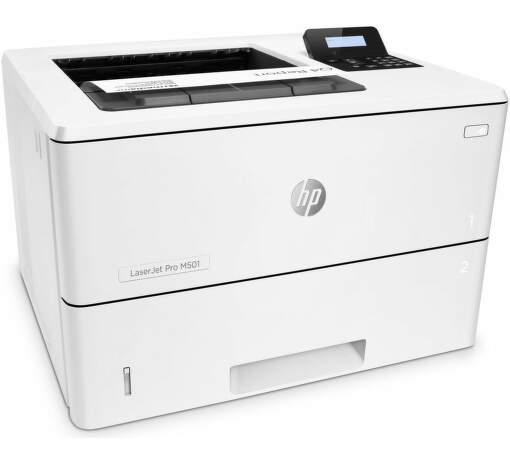 HP LaserJet Pro M501dn biela (1)