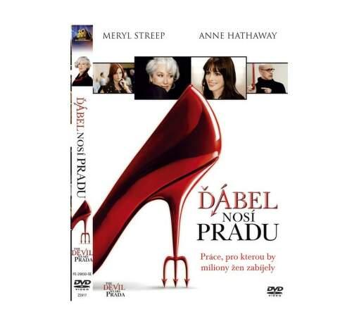 Diabol nosí Pradu - DVD film