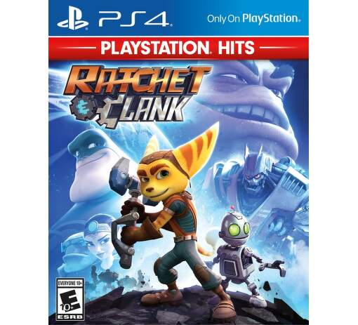Ratchet & Clank (PlayStation Hits Edition) - PS4 hra