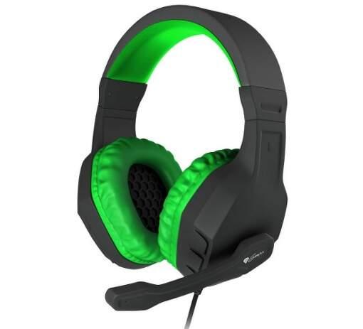 Genesis Argon 200 čierno-zelený