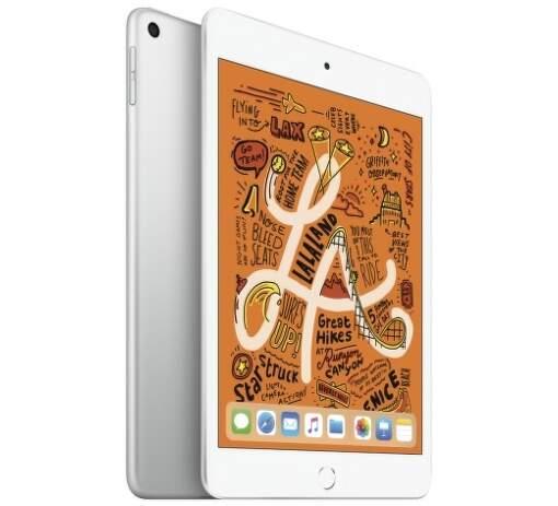 Apple iPad mini 64GB Wi-Fi (2019) strieborný
