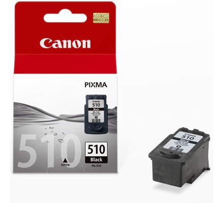 CANON PG-510, Black Ink Cartridge, BL SEC