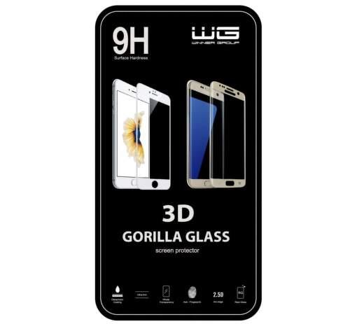 Winner ochranné tvrdené sklo Samsung Galaxy J5 (2017) 3D čierne