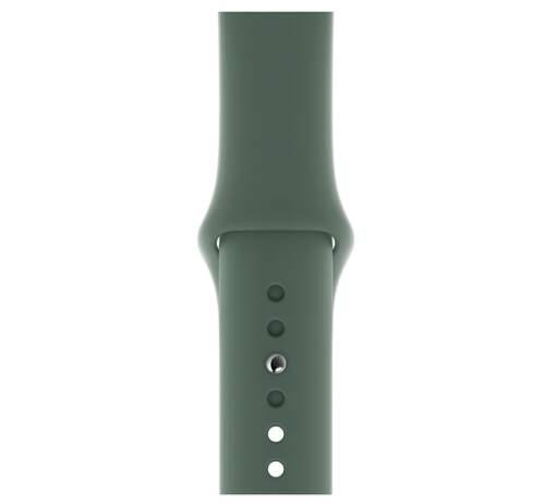 Apple Watch 40 mm športový remienok S/M a M/L, borovicový
