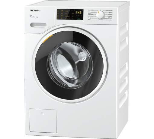 MIELE WWD 320, biela práčka plnená spredu