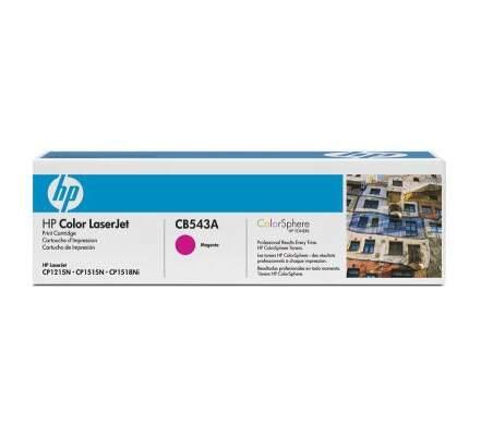 HP CB543A Toner Magenta pre CLJ CP1215/1515, 1400 strán