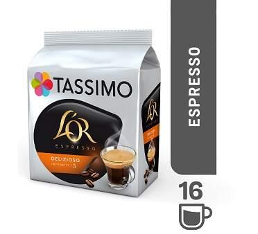 Tassimo Jacobs L'Or Delizioso