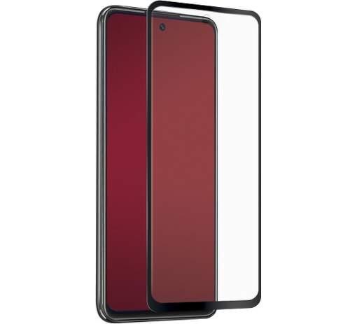 SBS Full Cover tvrdené sklo pre Huawei P Smart 2021, čierna