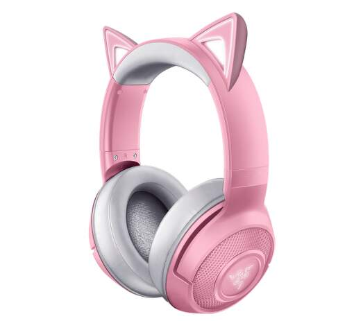 Razer Kraken BT Kitty Editon ružový