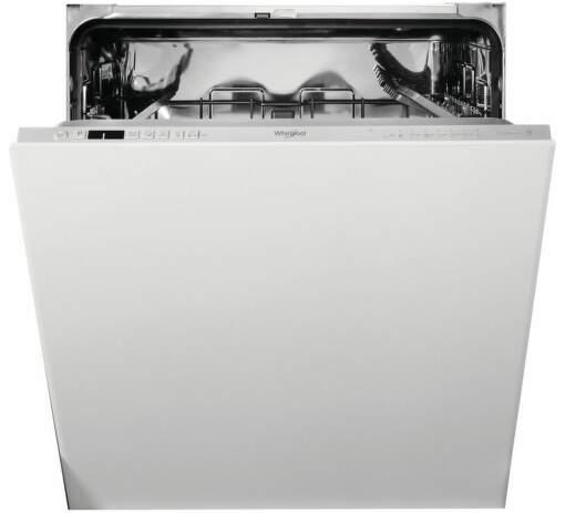 Whirlpool WCIC 3C33 P, Vstavaná umývačka riadu