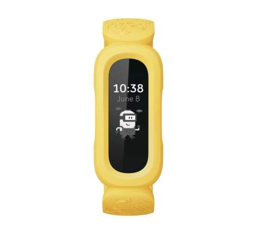 Fitbit Ace 3 Kids čierny/žltý