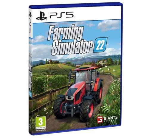 Farming Simulator 22 - PS5 hra