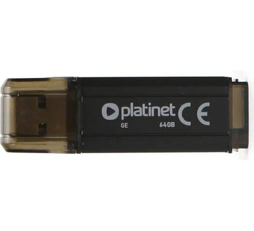 Platinet VDepo 64GB cierny (1)
