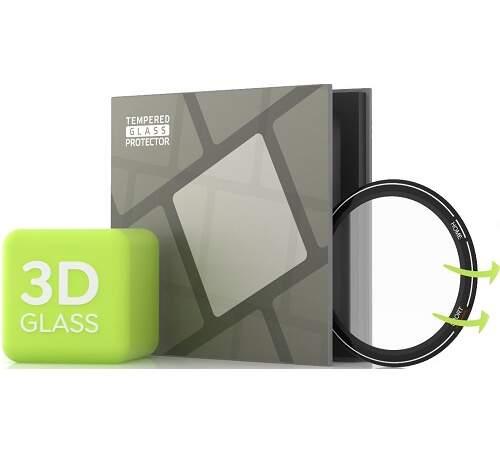 Tempered Glass Protector 3D tvrdené sklo pre Xiaomi Mi Watch čierna
