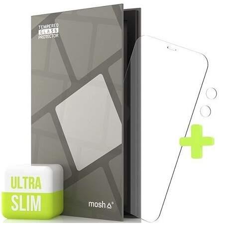 Tempered Glass Protector Ultra Slim 0.15 mm sklo pre Apple iPhone 12 mini transparentná + sklo na kameru