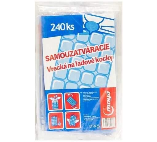 Moya vrecká na ľadové kocky (10ks)