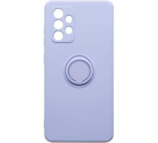 Mobilnet TPU puzdro pre Samsung Galaxy A52 fialové