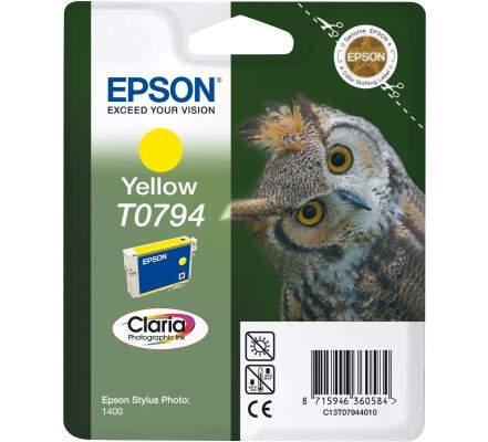 EPSON T07944020 YELLOW cartridge Blister
