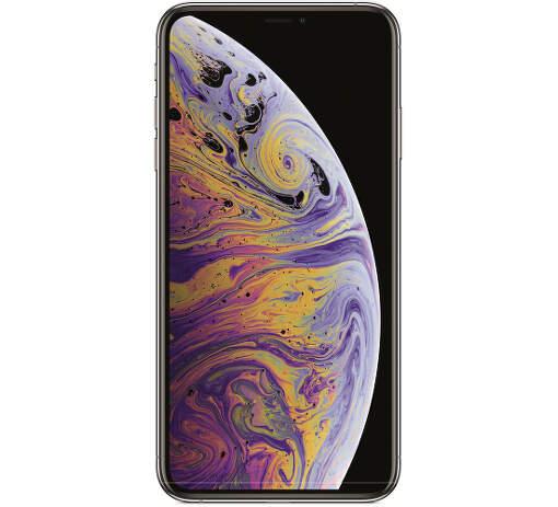 Apple iPhone Xs Max 64 GB strieborný