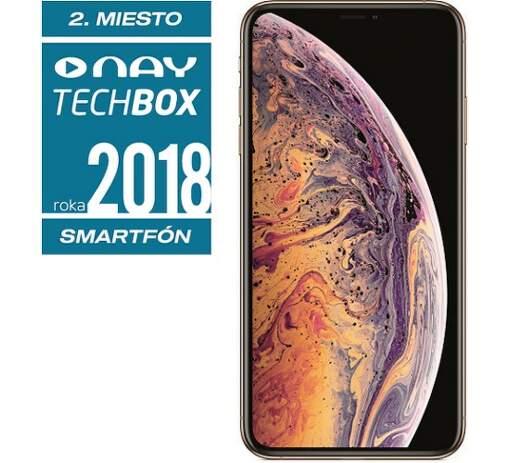 APPLE-IPHONE-XS-MAX-256-GB-ZLATÝ