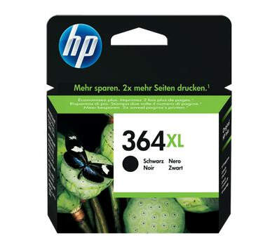 HP CN684EE BLACK XL náplň No.364B XL BLISTER