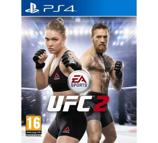 PS4 - EA Sports UFC 2