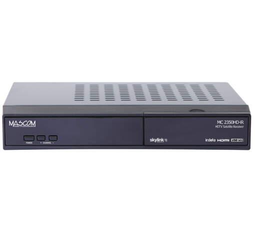 MASCOM MC2350HD-IR, HD Satelitný prijíma