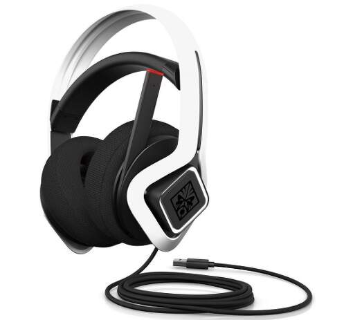 HP OMEN by HP Mindframe Prime Headset White
