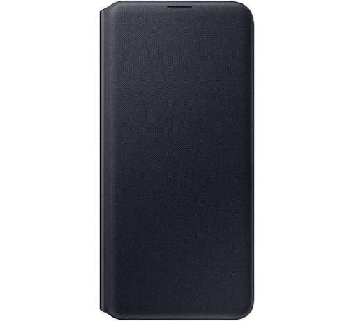 Samsung knižkové puzdro pre Samsung Galaxy A30s, čierna
