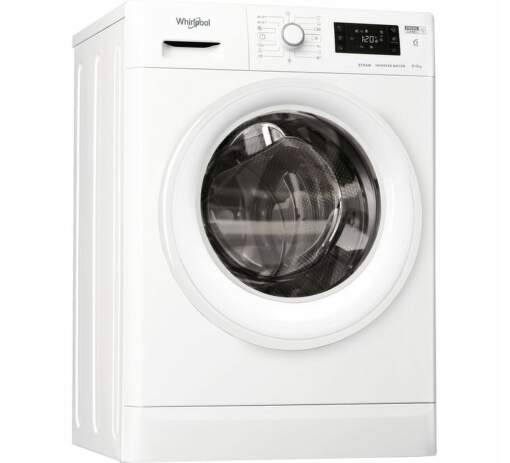 Whirlpool FWDG861483EWVEUN, biela práčka so sušičkou