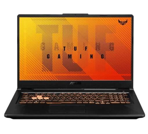 Asus TUF Gaming A17 (FA706IU-H7040T) čierny