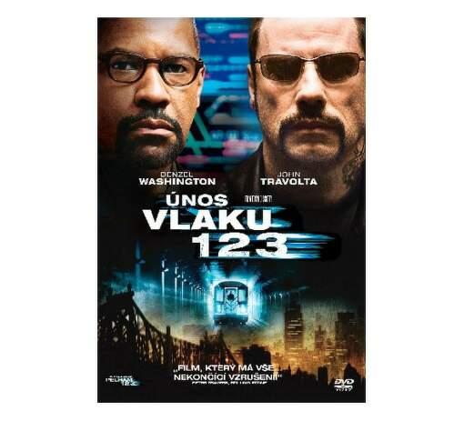 Únos vlaku 123 - DVD film