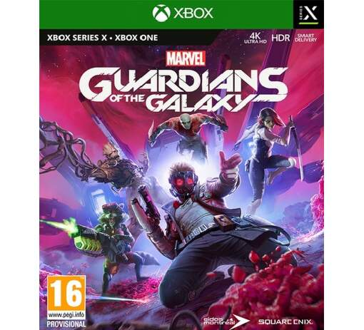 Marvel's Guardians of the Galaxy Xbox One/Series X hra