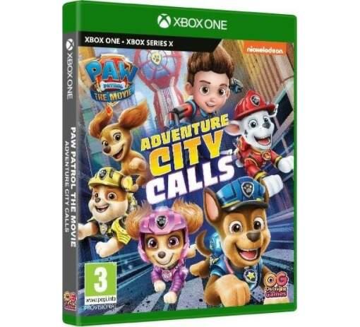 Paw Patrol: Adventury City Calls - Xbox One hra