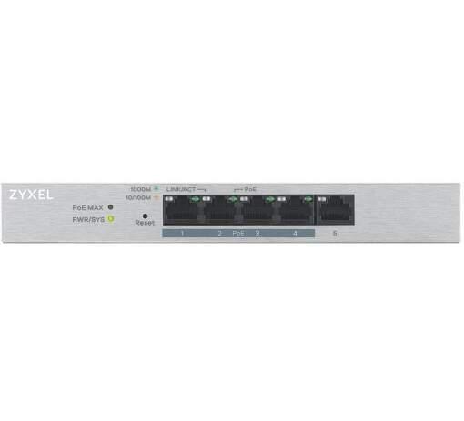Zyxel GS1200-5HP 5-port Gigabit PoE switch