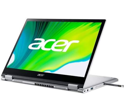 Acer Spin 3 SP313-51N (NX.A9VEC.001) strieborný