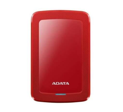 A-DATA HV300 2TB USB 3.1 červený