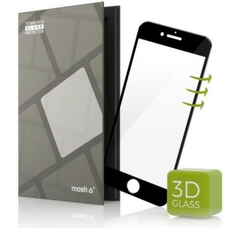 Tempered Glass Protector 3D ochranné sklo pre Apple iPhone 6/6S čierna