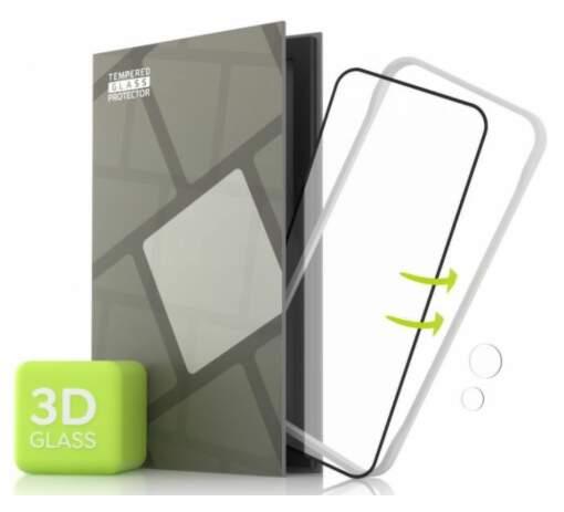 Tempered Glass Protector 3D ochranné sklo pre Xiaomi Mi 11 + sklo na kameru čierna