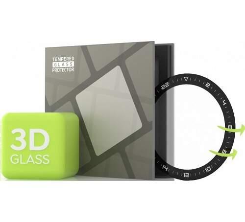 Tempered Glass Protector 3D tvrdené sklo pre Huawei Watch GT 2 46 mm čierna