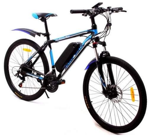 Cyclamatic CX 3 black blue (1)