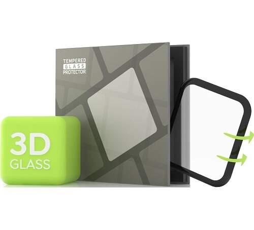Tempered Glass Protector 3D tvrdené sklo pre Xiaomi Amazfit GTS čierna