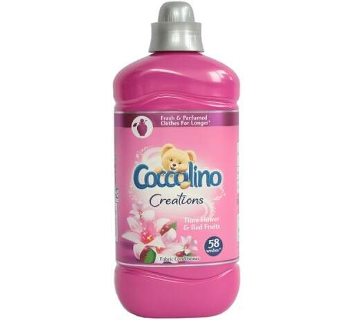 Coccolino Tiare Flower & Red Fruits aviváž (1,45l)