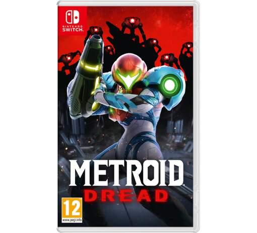 Metroid Dread - Nintendo Switch hra