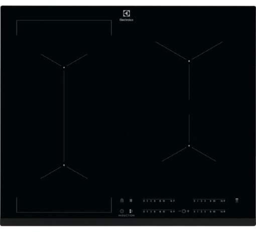 Electrolux 700 FLEX Bridge EIV634, čierna indukčná varná doska