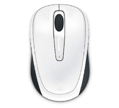Microsoft L2 Wireless Mobile Mouse 3500 (bílá) - myš